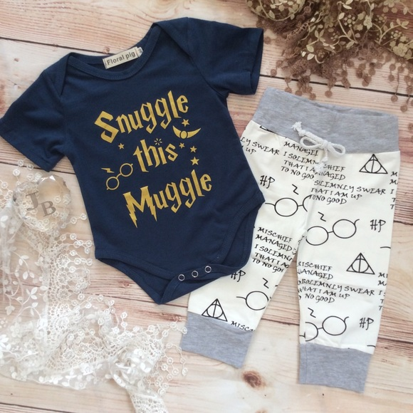 e4f990eb0 Matching Sets | Boutique Baby Boy Snuggle This Muggle 2pc Outfit ...
